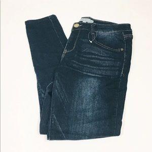 Wit & Wisdom Stretch Slim Fit Skinny Jeans size 6